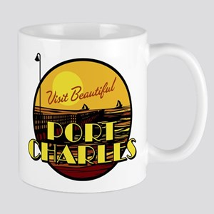 General Hospital Port Charles 11 oz Ceramic Mug