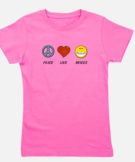 Peace.Love.Braces T-Shirt