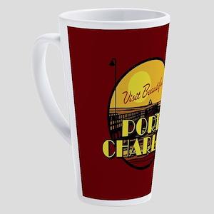General Hospital Port Charles 17 oz Latte Mug