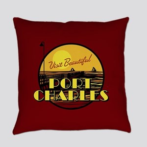 General Hospital Port Charles Everyday Pillow