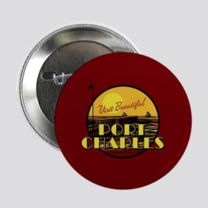"""General Hospital Port Charl 2.25"""" Button (10 pack)"""