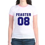 Feaster 08 Jr. Ringer T-Shirt
