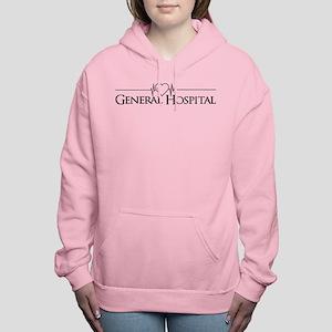 General Hospital Women's Hooded Sweatshirt
