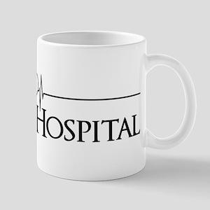 General Hospital 11 oz Ceramic Mug