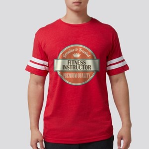fitness instructor vintage logo T-Shirt
