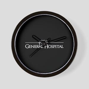 General Hospital Wall Clock