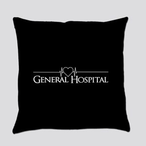 General Hospital Everyday Pillow