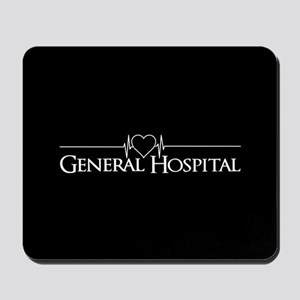 General Hospital Mousepad