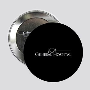 """General Hospital 2.25"""" Button (10 pack)"""