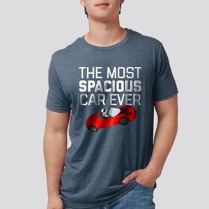 Spacious Roadster Mens Tri-blend T-Shirt