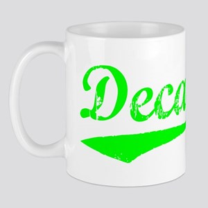 Vintage Decatur (Green) Mug