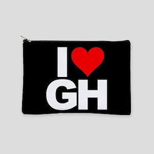 General Hospital I Heart GH Makeup Bag