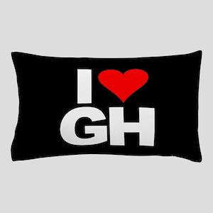General Hospital I Heart GH Pillow Case
