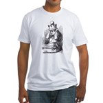 Queen Alice Fitted T-Shirt