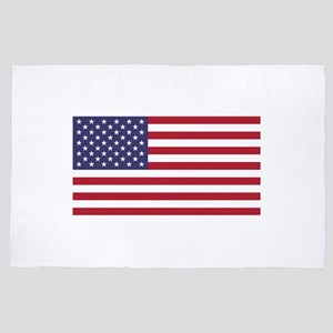 American Flag of the US United States 4' x 6' Rug