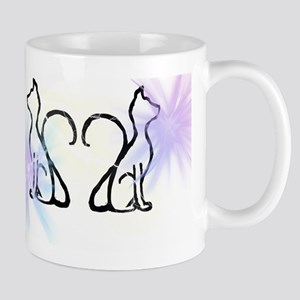 The Love of the Cat Mugs