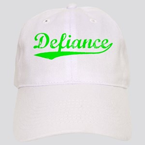 Vintage Defiance (Green) Cap