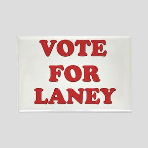 Vote for LANEY Rectangle Magnet