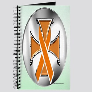 Self-Harm Iron Cross Journal