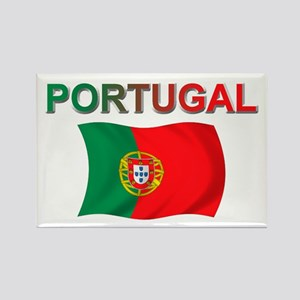 Portugal Rectangle Magnet