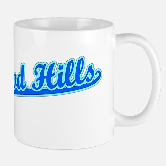 Retro Hollywood Hi.. (Blue) Mug
