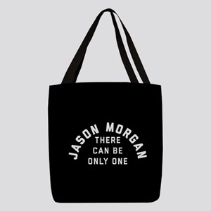 General Hospital Jason Morgan O Polyester Tote Bag