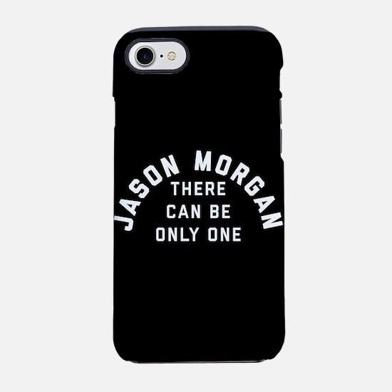 General Hospital Jason Morga iPhone 8/7 Tough Case