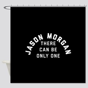 General Hospital Jason Morgan Only Shower Curtain