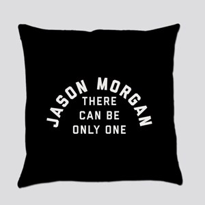 General Hospital Jason Morgan Only Everyday Pillow