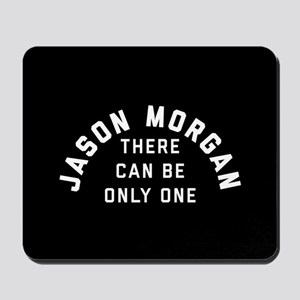 General Hospital Jason Morgan Only One Mousepad