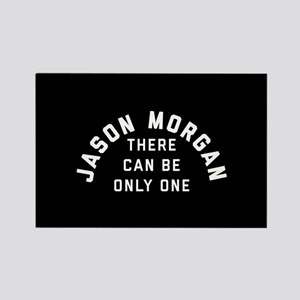 General Hospital Jason Morgan Onl Rectangle Magnet