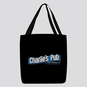 General Hospital Charlie's Pub Polyester Tote Bag