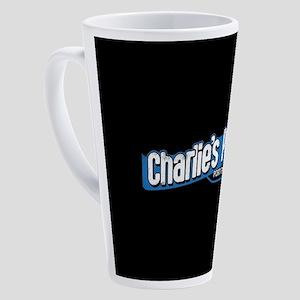 General Hospital Charlie's Pub 17 oz Latte Mug