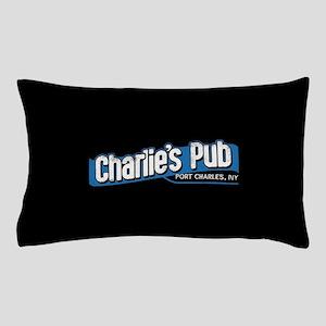 General Hospital Charlie's Pub Pillow Case