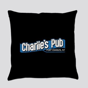 General Hospital Charlie's Pub Everyday Pillow
