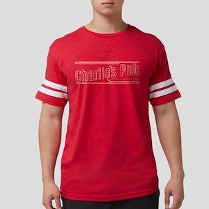 General Hospital Charlie's Pub Mens Football Shirt