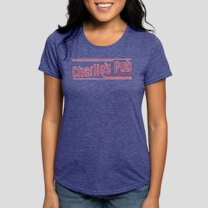General Hospital Charlie' Womens Tri-blend T-Shirt