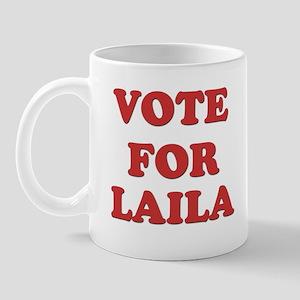 Vote for LAILA Mug
