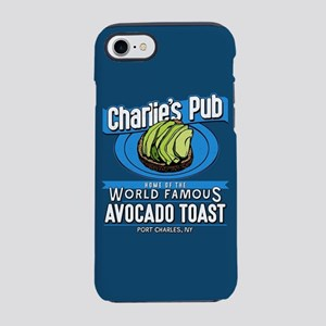 General Hospital Charlie's P iPhone 8/7 Tough Case