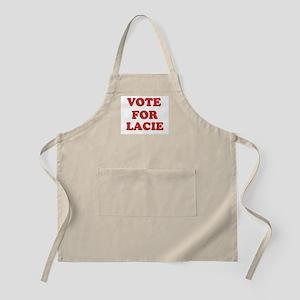 Vote for LACIE BBQ Apron