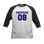 Emerson 08 Kids Baseball Jersey