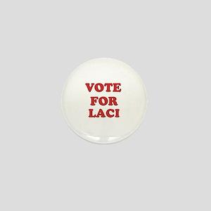 Vote for LACI Mini Button