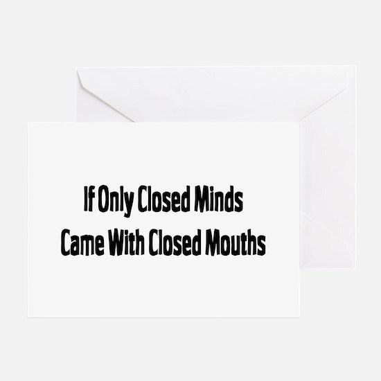 Closed Greeting Card