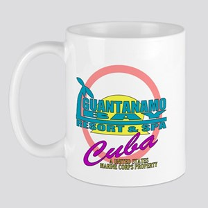 Guantanamo Bay (Gitmo) Mug
