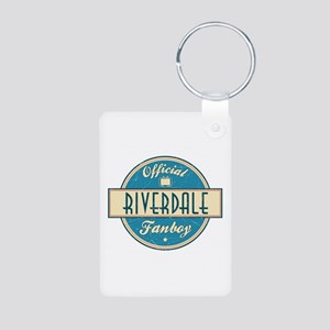 Official Riverdale Fanboy Aluminum Photo Keychain