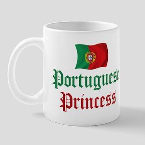Portuguese Princess 2 Mug