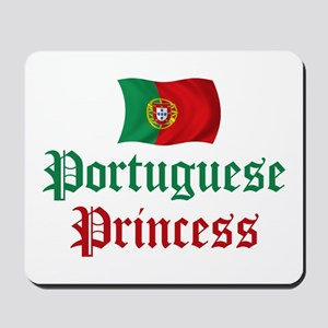 Portuguese Princess 2 Mousepad