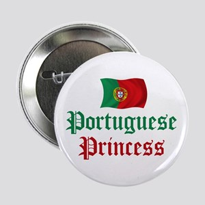 "Portuguese Princess 2 2.25"" Button"