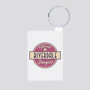 Official Riverdale Fangirl Aluminum Photo Keychain