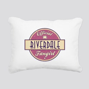 Official Riverdale Fangirl Rectangular Canvas Pill